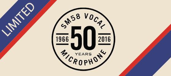 SHURE SM58-50A