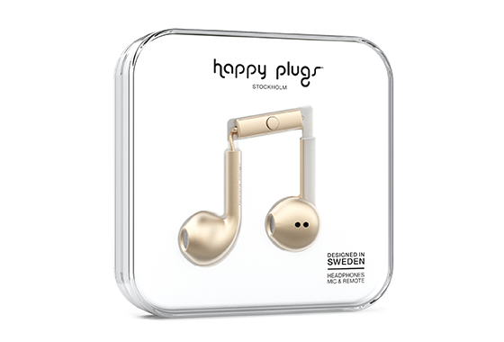 EARBUD PLUS CHAMPAGNE 7826