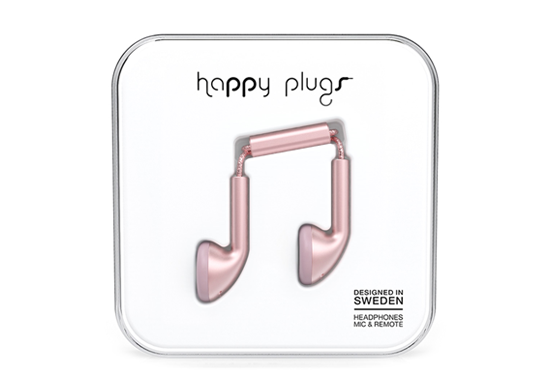 EARBUD PINK GOLD 7835