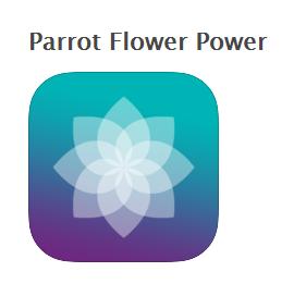 ■無料の専用アプリケーション Parrot Flower P…