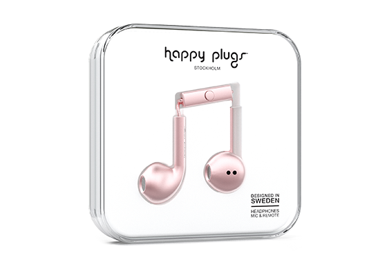 EARBUD PLUS PINK GOLD 7827