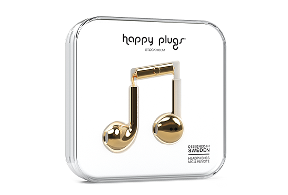 EARBUD PLUS GOLD 7821