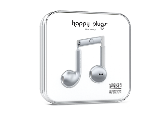 EARBUD PLUS SPACE GREY 7824