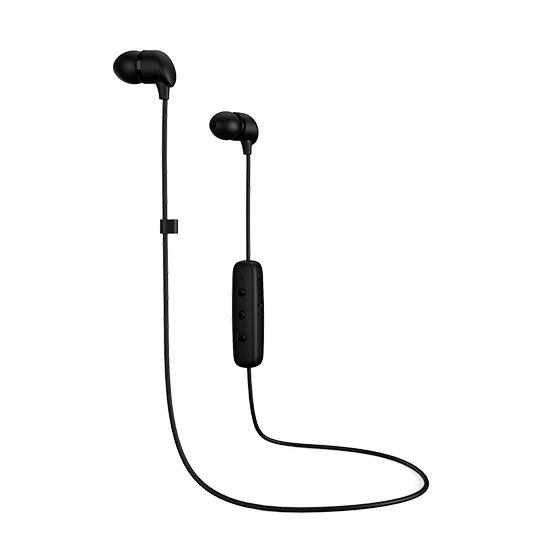 IN-EAR WIRELESS BLACK 7881