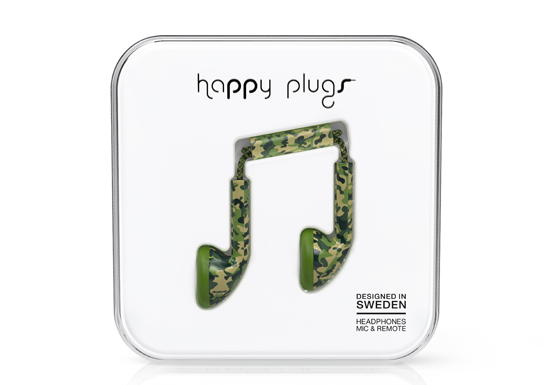 EARBUD CAMOUFLAGE 7741