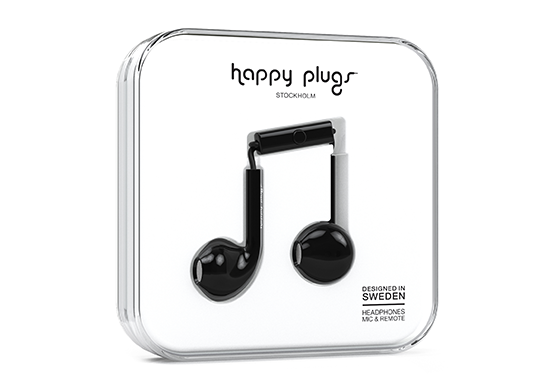EARBUD PLUS BLACK 7815