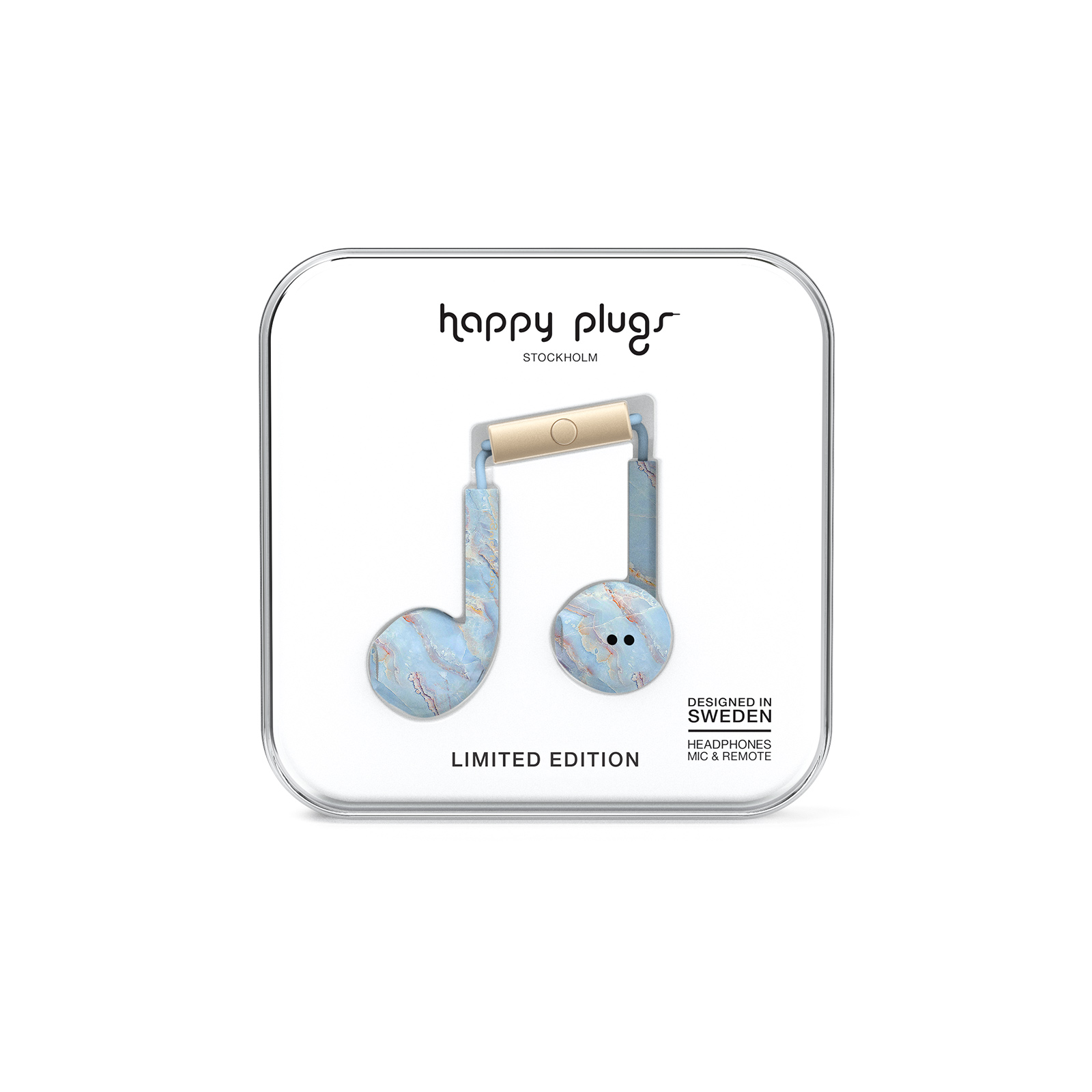 EARBUD PLUS BLUE QUARTZ7604